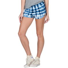 A fresh update to the classic dolphin style, the Paintbox Shorts have a comfy smocked waist pull and a smooth notched hem. $35.00