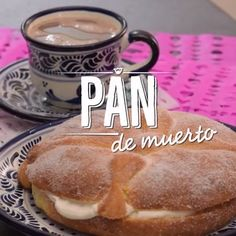 Mexican Sweet Breads, Mexican Food Recipes, Sweet Recipes, Cake Recipes, Dessert Recipes, Desserts, Yummy Drinks, Yummy Food, Pan Dulce