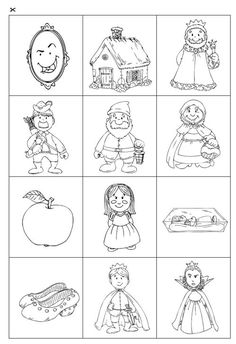 Fairy Tale Activities, Craft Activities, Wolf Kids, Fairy Tale Crafts, All The Princesses, Jack And The Beanstalk, Story Elements, Cute Doodles, Nursery Rhymes