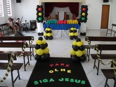 Sunday School, Birthday Parties, Rose, Party, Kids, Decoration, Worship Ideas, Youth Room Church, Youth Decor