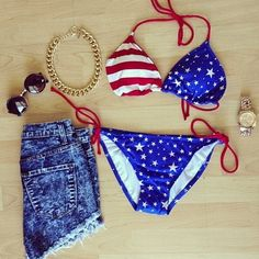 Forth of July outfit ❤️