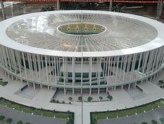 #Mondiali2014: ecco gli eco-stadi che ospiteranno l'evento sportivo più atteso dell'anno. #Brasile2014 #WorldCup2014