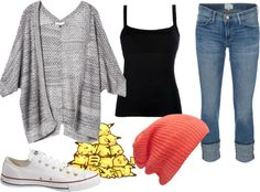 """lazy day!!"" by greeneyesgirl12 ❤ liked on Polyvore"