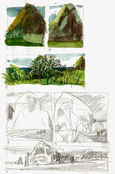 100 (Almost) Views of Haystack Rock