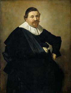Lucas de Clercq - Óleo sobre lienzo, 126,5 x 93 cm, Rijksmuseum, Ámsterdam. ©Regenbogen
