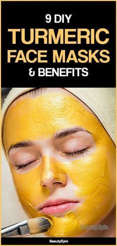 Face Scrub Homemade, Homemade Face Masks, Acne Face Mask, Diy Face Mask, Diy Turmeric Face Mask, Diy Masque, Face Skin Care, Belleza Natural, Acne Scars