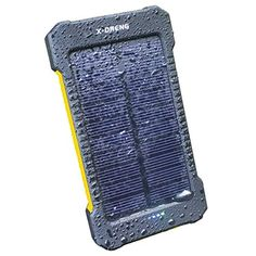 Solar Charger,X-DNENG Portable 10000mAh Solar Power Bank,Solar Battery Charger External BackPack Dual USB Output Phone Charger Power Bank with Light for cellphones,iphone,ipad,GPS,Gopro Camera-Yellow  http://topcellulardeals.com/product/solar-chargerx-dneng-portable-10000mah-solar-power-banksolar-battery-charger-external-backpack-dual-usb-output-phone-charger-power-bank-with-light-for-cellphonesiphoneipadgpsgopro-camera-yellow/  ★High-capacity & Dual Output – X-DN