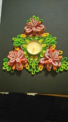 343 best paper quilling candle holders images candle holders