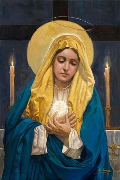 Nossa Senhora Mãe da Eucaristia