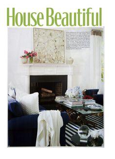 HOUSE BEAUTIFUL x PINTEREST