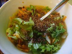 Zdravě jíst: Miso polévka 2