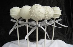 Baptism Favors: Baptism Cake Pops Made to Order, Baptism, Christening, First Communion, 1 dozen by TheLollicakesBakery on Etsy https://www.etsy.com/listing/229165899/baptism-favors-baptism-cake-pops-made-to