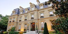 Saint James Paris (Paris, France) - #Jetsetter  43 Avenue Bugeaud Paris, France