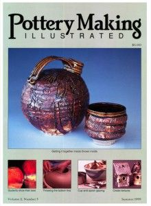 Pottery Making Illustrated Summer 1999 Issue Cover