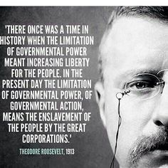 Every progressive voice is needed to tame these corporations destroying lives and destroying the planet. Please rethink apathy and disengagement from the system. It needs fixing by people who care about the future.  #bernie2016 #teddyroosevelt #fdr #corporateamerica #occupy99 #feelthebern #corporations #bankers #occupywallstreet #environmentalist #climatemarch #activism #activist #humanist #homeless #liberal #democrat #demdebate #westandtogether #solidarity #unions #wakeupamerica #revolution…