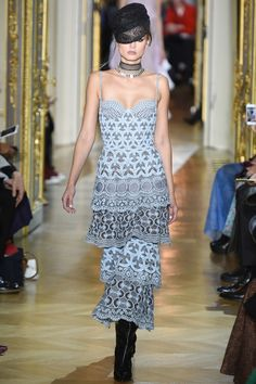 Ulyana Sergeenko Haute couture Spring/Summer 2016 4