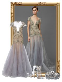"""""""Marchesa Pre-Fall 2016"""" by sakuragirl ❤ liked on Polyvore featuring Marchesa, marchesa and prefall16"""