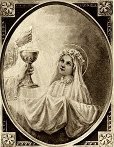 Therese's First Communion
