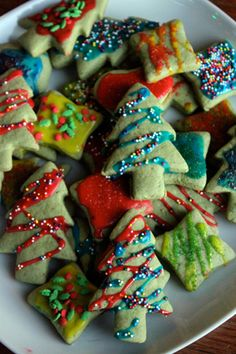 Less-Sugar Sugar Cookies -- It's time for Christmas Cookies!