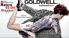 Goldweel Traditional Rebel a Matera 03/04 Maggio... Con il Teacher Massimiliano Santini Maxim Look Maker Parrucchiere Fidene