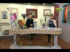 Espazio Ideal Botella Decorativa 18 de mayo 2016 Telecafé - YouTube