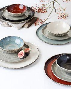 【F】陶磁器。皿。これぞ和、って感じ。