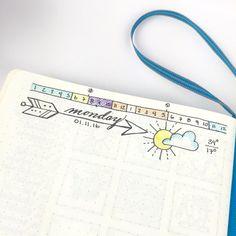 Time Tracker/Planner - Bullet Journal
