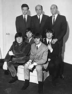 Beatles/ Brian Epstein/Dick Lester(director) & Walter Shenson( producer).