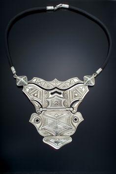 tuareg breastplate