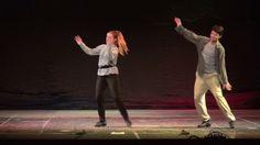 Sergey Ostapenko, Aleksandra Piavkina - Tap Dance in old Odessa style