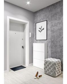 ⬅️➡️Do you like beautiful hallways? Hallway Decorating, Entryway Decor, Home Decor Bedroom, Living Room Decor, Le Logis, Hallway Designs, Home And Deco, House Rooms, Interior Design Living Room
