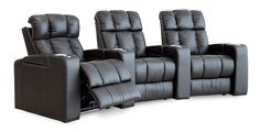Ovation Home Theatre seating by Palliser Furniture