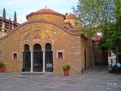 THE MONASTERY OF MARI IN PENTELI.....ATHENS.....GREECE.....