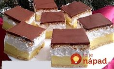 Érdekel a receptje? Kattints a képre! Rocher Torte, Hungarian Recipes, Something Sweet, No Bake Desserts, Diy Food, Tandoori Chicken, Nutella, Tiramisu, Keto Recipes