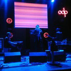 Offlaga Disco Pax, Livorno The Cage Theatre, 7/04/2012