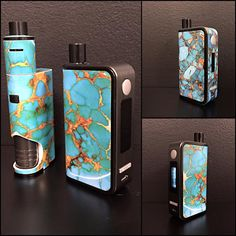Aspire Plato and Kanger Drip Box . We now have over 600 JWraps designed skins (wraps) available for this vaporizer and over 300 other models too! Check out our website for all the latest designs!