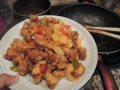 Le Canard Du Mékong : Porc à la sauce aigre-douce