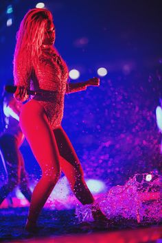 Beyoncè - The Formation World Tour at Mercedes-Benz Superdome. New Orleans September 24th, 2016