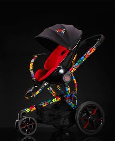 Introducting the New Quinny Maxi-Cosi by Britto Collection on Growing Your Baby- I f****** love this!!