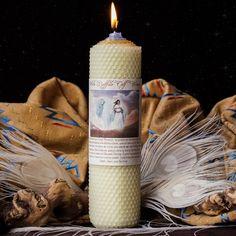 White Buffalo Calf Woman Candle.jpg