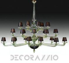 #lighting #celling_lamp #interior #design Светильник  потолочный подвесной Seguso Coloniale, PS1/24