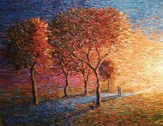 Unknowing Palette Knife Painting, Your Paintings, Impressionist, Light Colors, Art Gallery, Contemporary, Canvas, Artist, Artwork