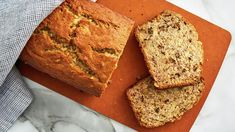 This recipe for banana bread has appeared in every edition of the Betty Crocker Cookbook that's ever been printed, and no wonder. It's beloved by hundreds upon hundreds of home cooks for its speedy prep time and its great-every-time results. Quick Bread Recipes, Cooking Recipes, Fudge, Best Banana Bread, Banana Bread Recipes, Sweet Bread, Dessert Recipes, Apple Desserts, Favorite Recipes