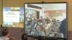 Skype in the Classroom. Connecting students from all over the world.