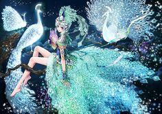 Opal, by Shiitake