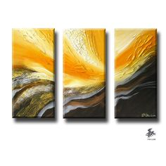 Modern Abstract Art | Art Gallery of modern oriental abstract Asian art paintings by ...