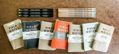 Field Notes Brand Notebooks | Bookbinders Australia