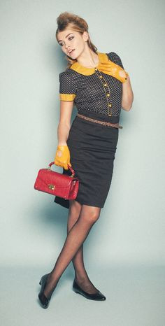 Rockabilly, Retro & Pinup Style Pencil Skirts