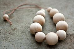 oslo necklace... simple and beatyfull