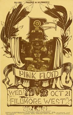 Dirty Funky Situation: High Rezolution Concert Posters From the 60's to 70's, ENJOY
